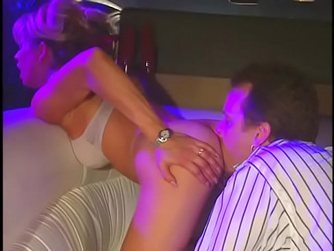 Share your in fucked hot limo a blonde mom something also