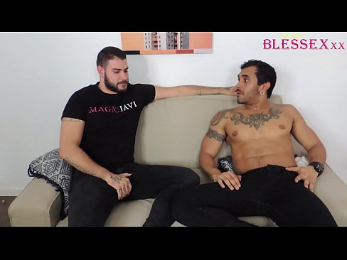 I try a dick if you try a pussy - Lucio Saints & Magic Javi & Paola Hard
