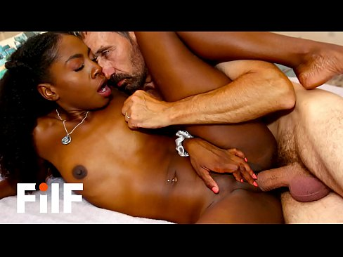 FILF - Anne Amari Seduced And Fucked By Her Friend's Creepy Uncle