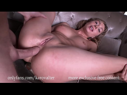 Cute babe with big ass hard fucked in the anal - closeup sex - Wowwww girl (part 1)