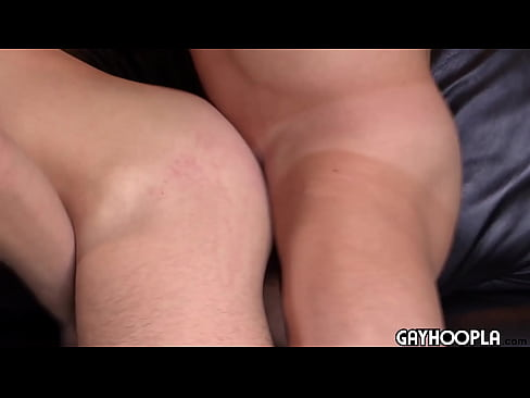 Teen Muscle Stud Collin Stretched Blake's Tight Ass