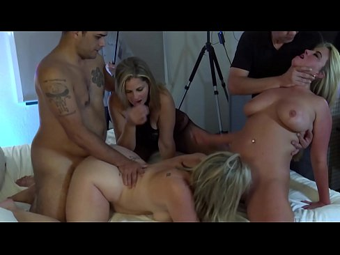 FetSwing Community Worldwide Party Tour - Swing, Kink , and Fetish Lifestyle Fuck-N-Suck Sunday - MILF Gets Fucked Hard