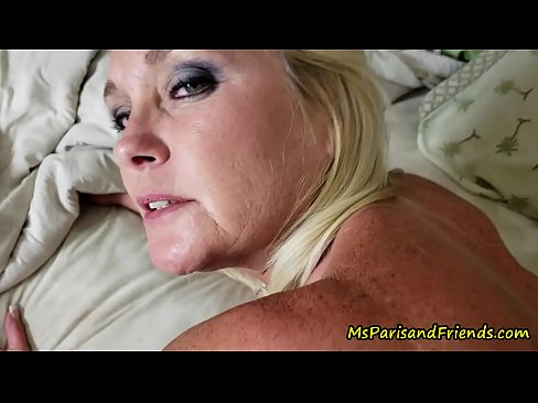 POV MILF Anal Hardcore with Ms Paris