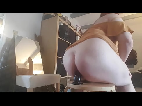 NotagirlDK - Playing with a dildo once in a while
