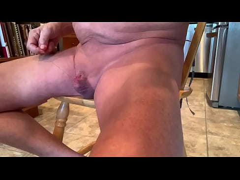 Suture penis and scrotum into pussy