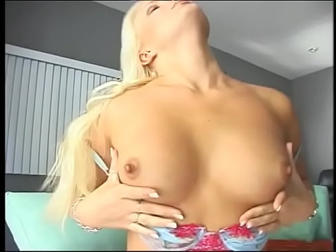 Saana is a hot blonde milf that loves anal