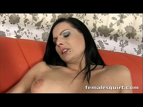 Gorgeous babe Monica squirt gushing