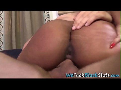 Black babes butt fucked