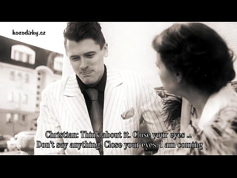 Fuck Therapy with Dr. Christian and MILF in vintage style