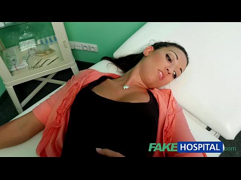 Fakehospital married wife with fertility problem has vagina 2