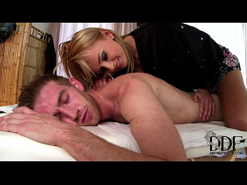 Masseuse Ivana Sugar Gets Her Ass Pounded & Gaped Hardcore