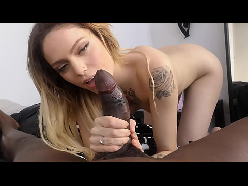 JOI on BBC by 19years old Clara Mia part1