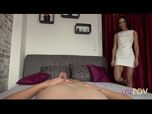 Clip sex Lilu Moon Teases and Fucks Amaris in her Massage Parlour