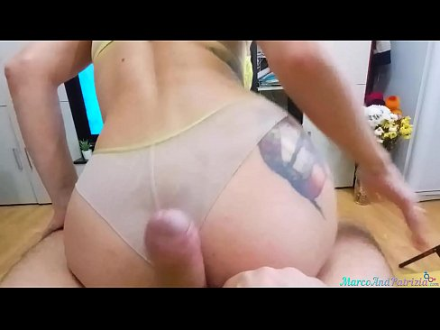 POV Perfect Babe Passionate Blowjob and had Cowgirl Sex - Homemade