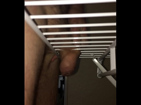 Fucking the Closet Shelf