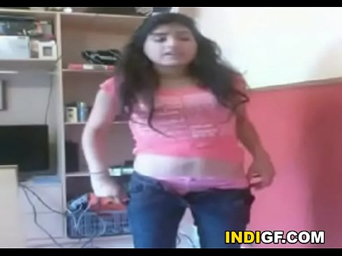 Indian Teen Stripping