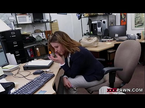 Girl Bends Over Gets Fucked