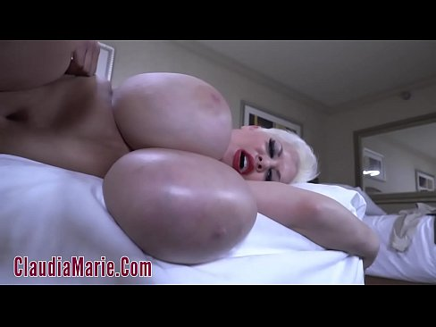 Huge Tit Fat Ass Claudia Marie Fucked By Accountant