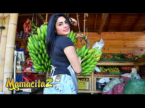 MAMACITAZ - (Devora Robles, Alex Moreno) - Big Oiled Ass Latina Teen Takes A Huge Cock In Her Tight Pussy