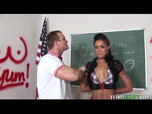 cover video naughty skin  diamond gets punished by getting fucked hard