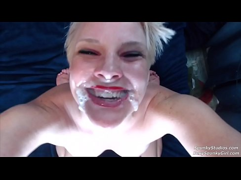 You Won't Believe the Size of This Cum Facial