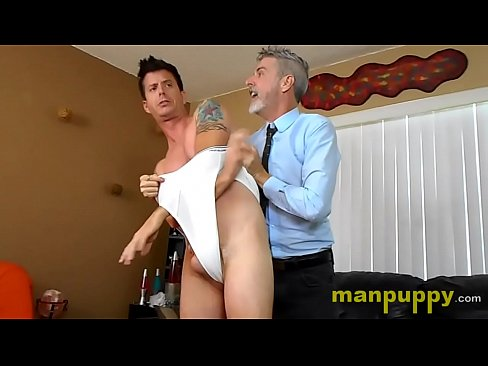 Wedgies for Therapy Patient - Jeff Drizzle - Richard Lennox - Manpuppy