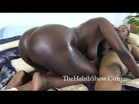 Chocolate women bbw have anal sex