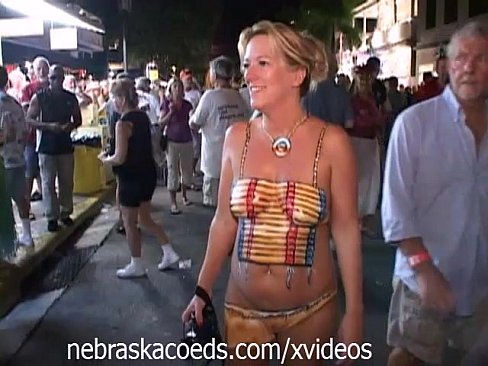 Body Paint Festival Key West Part 1