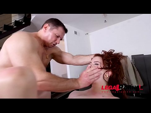 American whore Ana De Ville gets DAP'_d and Annihilated by John Strong and Steve - Download mp4 XXX porn videos