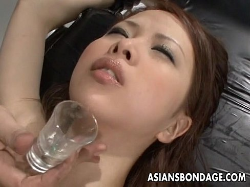 Tied up and submitted to some pussy stimulation XXX Sex Videos