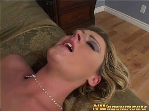 Big Black Cock For A Little Blonde Teen Girl For Interracial Porn Fun