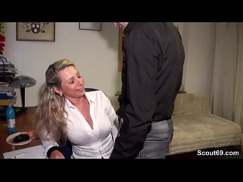 German Amateur MILF Seduce to Fuck Anal by [12:00x360p]->