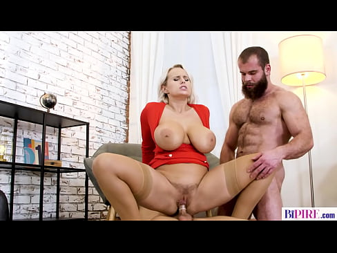 Strong dude Mike is fucking Angel Wicky & Rick Palmer