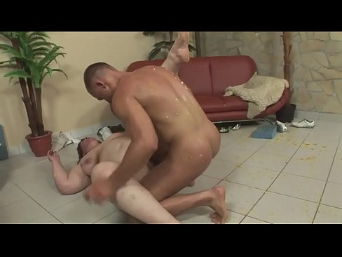 My mother and a big slut fucked me in the dirt