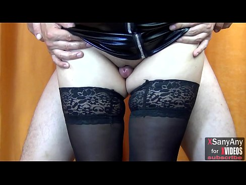Clip sex Thigh jobs :) Sexy legs in stockings and high heels - XSanyAny