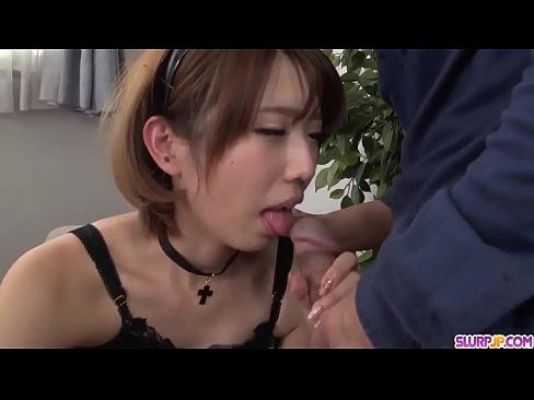 Seira Matsuoka loves putting young cocks into her tight holes - More at Slurpjp.com
