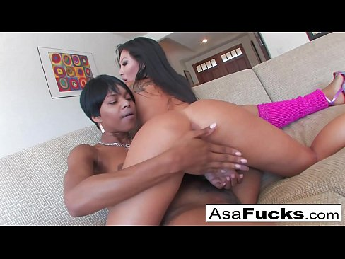Clip sex Asa Akira's Hot Girl on Girl With Marie Luv