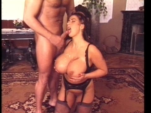 Big tits Retro