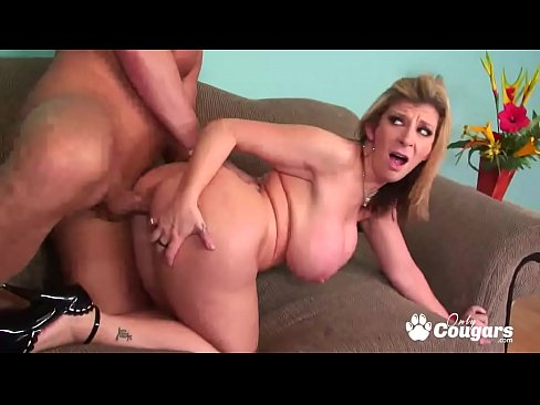 Sara Jay Puts Her Legs Behind Her Head &amp_ Stuffs A Cock Inside Her Pussy's Thumb