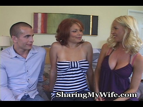 Find a girl to have sex with my wife