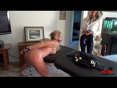 Bondage and Dominated ANAL MILF FUCK   Sally D'angelo