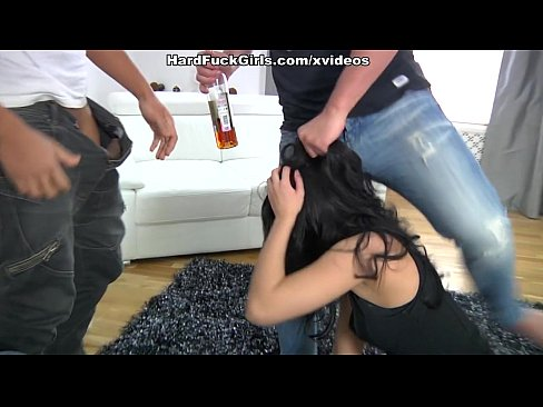 she got on the wrong party and was severely fucked