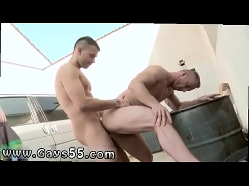 Muscle man fucked