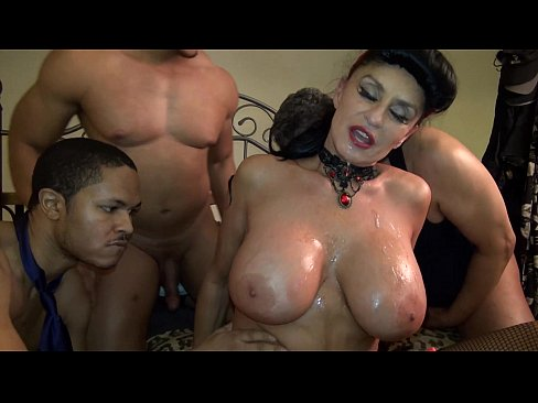 cover video granny goes black dirty white slut gilf takes 3 way bbc fuck of her life