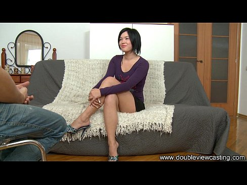 DOUBLEVIEWCASTING.COM – SEXY NETTA MOANS LOUDLY