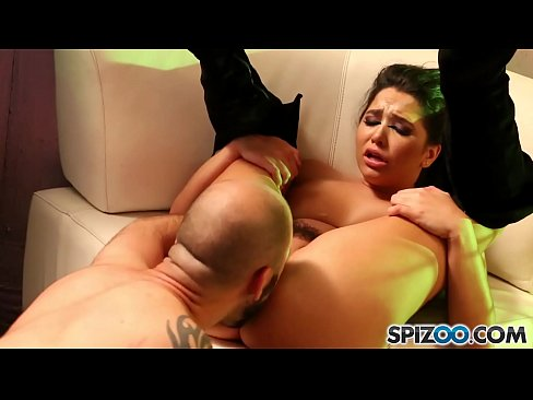 Hot latin Karlee Grey take a huge dick in her little twat, bubble butt and huge tits