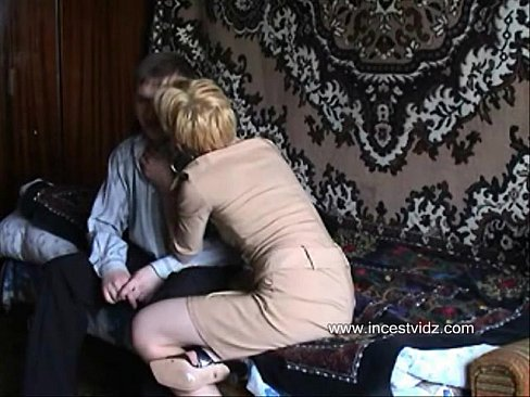Clip sex Mother and son homemade