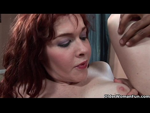 FARTS Doggystyle! redhead getting fucked by bbc love sexy