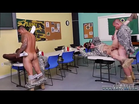 Military straight men gay porn and gay army studs tumblr Yes Drill