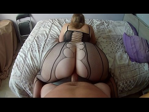 Clip sex Lingerie very sexy for Nini Divine who makes me a reverse cowgirl unimaginable with his big round ass  !